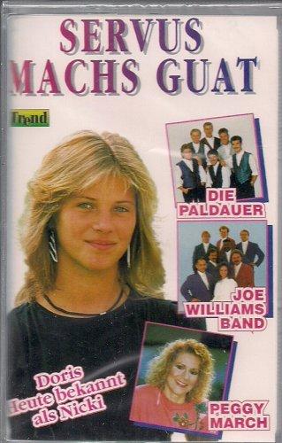 Servus Machs Guat Peggy March Die Paldauer Joe Williams Band Ua