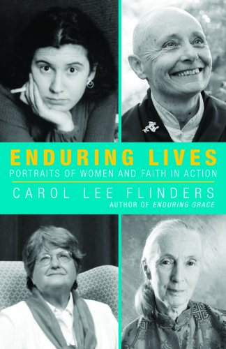 Amazon enduring lives living portraits of women and faith in enduring lives living portraits of women and faith in action by flinders carol fandeluxe Document