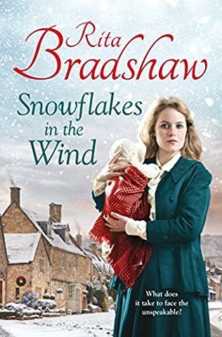 book cover of Snowflakes in the Wind