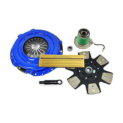 - EFT STAGE 3 PERFORMANCE CLUTCH KIT FOR 05+ FORD MUSTANG GT BULLITT SHELBY GT 4.6L V8