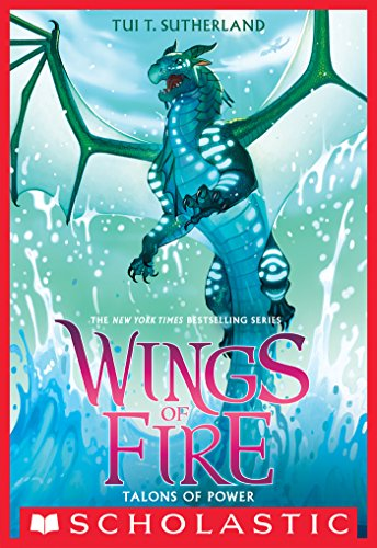 Series Wing - Talons of Power (Wings of Fire, Book 9)
