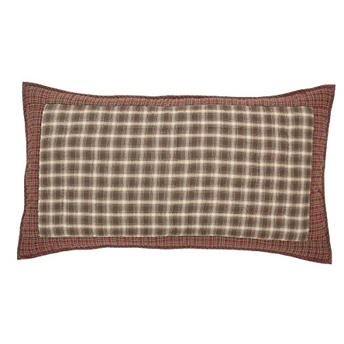 VHC Brands Rustic & Lodge Bedding - Graham Brown Sham, King
