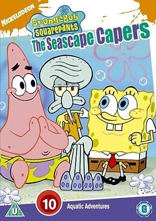 Spongebob Squarepants Seascape Capers Retail Uk Import Amazonde