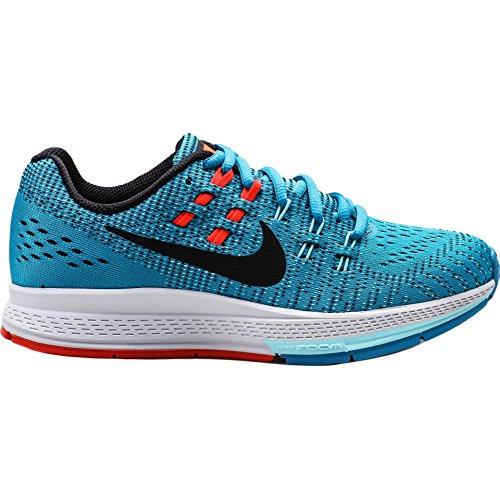 para Calzado Zoom Structure Black 19 mujer Nike Deportivo Blue Lagoon Air W q6O0a0