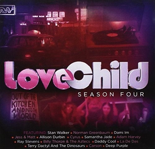CD : Soundtrack - LOVE CHILD: SEASON FOUR O.S.T. - Love Child: Season 4 (original Soundtrack) (Australia - Import)