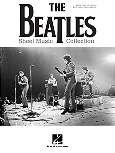 The Beatles Sheet Music Collection Beatles 0888680695330 Amazon
