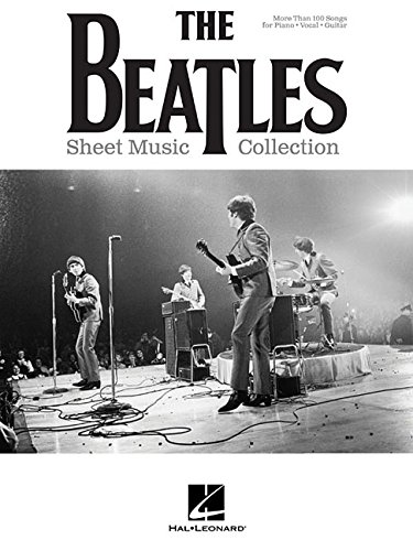 The Beatles Sheet Music Collection - Sheet Music Piano Guitar