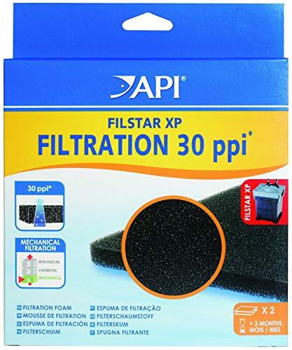 - API Filstar XP Foam 30 ppi, 2 Count, 6 Pack