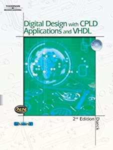 Digital Design with CPLD Applications and VHDL (Hardcover)
