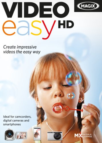 MAGIX Video easy HD (Version 5) [Download] (Best Camera Comparison Site)