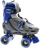 SFR Storm Roller Skates - Grey/Blue