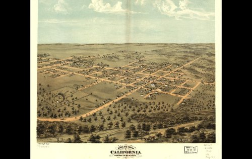 Historic Panoramic Maps of Missouri on CD