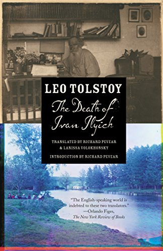 Book cover from The Death of Ivan Ilyich (Vintage Classics) by Leo Tolstoy