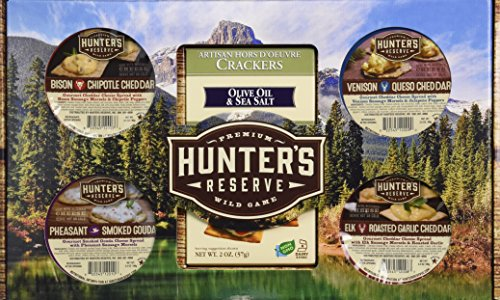 Hunters Reserve Cheese Spread Gift Box, 25 Ounce