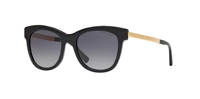 Armani Giorgio AR8011 gafas de sol, Negro (Black 5017T3 ...