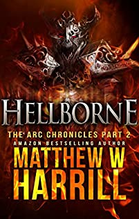 Hellborne by Matthew W. Harrill ebook deal