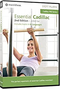 STOTT PILATES Essential Cadillac 2nd Edition (6 Languages)