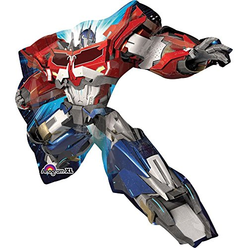 Transformers Animated Optimus Prime Child Costumes (Transformers Supershape Mylar Balloon)
