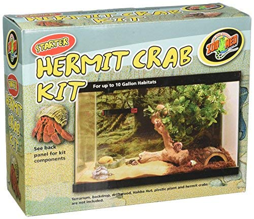 Zoo Med Starter Hermit Crab Starter Kit by Zoo Med