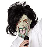 Rock Zombie Mask Costume Accessory