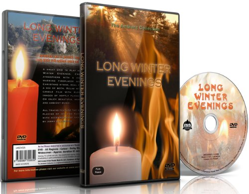 Christmas DVD Evenings Fireplaces Christian product image