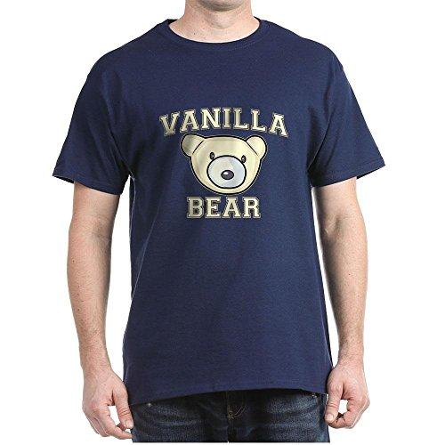 CafePress Vanilla Bear Cotton T Shirt