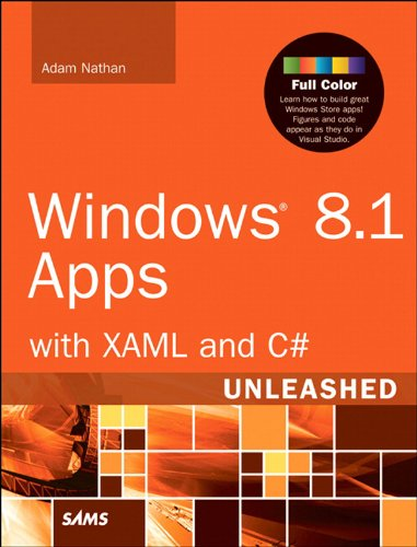 Windows 8.1 Apps with XAML and C# Unleashed Pdf