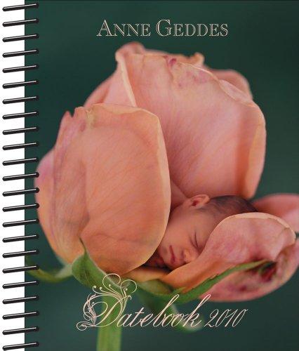 Anne Geddes Flower Collection: 2010 Desk Calendar - Anne Geddes Flower Collection