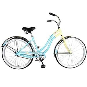 Victory Touring 126L Cruiser Bike, 26 inch Wheels, 17 inch Frame, Men's Bike, Blue