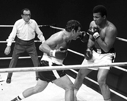 (Globe Photos ArtPrints Muhammad Ali Fighting Rocky Marciano - 10