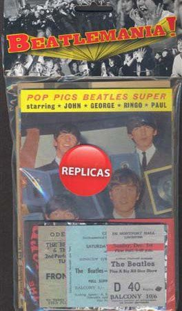 The Beatles - Memorabilia Pack