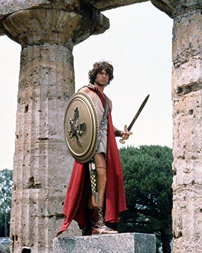 Harry Hamlin Clash of the Titans Holding Sword