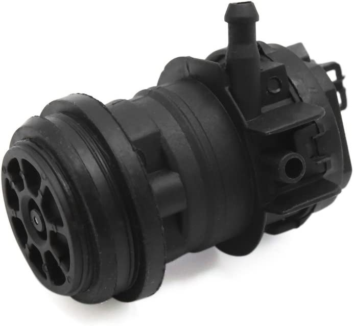 uxcell Windshield Electric Washer Motor Pump for Toyota 8533060180 8533071010