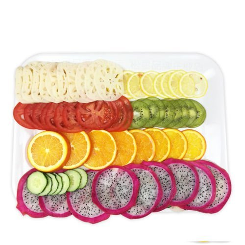 ELEOPTION Vegetable Slicer Cutter Fruit Spiralizer Potato Slicer Handheld For Potato Slicer Potato Tomato Onion Lemon Kitchen Cutting Helper Tool by Eleoption (Image #5)