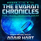 The Evaran Chronicles Box Set: Books 1-3 | Adair Hart