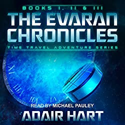 The Evaran Chronicles Box Set