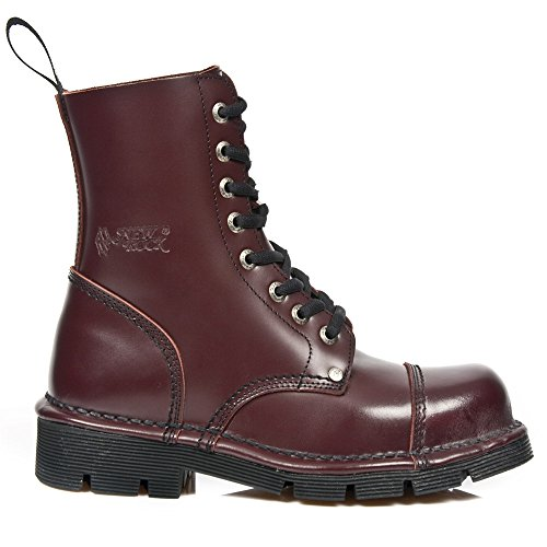 Red Newmili Newmili Size Newmili New M Newmili083 Men Women 40 Rock Leather Sales Sales S5 0BFx58