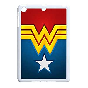 Ipad Mini 2D Customized Phone Back Case with Wonder Woman Image
