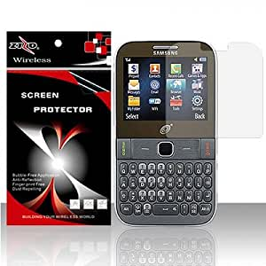 Anti-Glare Clear Screen Protector for Samsung SGH-S390G