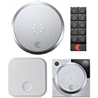 August Smart Lock with Video Doorbell Cam & Connect with Smart Keypad
