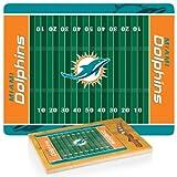 NFL Miami Dolphins 3-Piece Icon Cheese Set