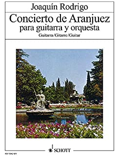 Concierto de Aranjuez: Guitar with Piano Reduction: Amazon.es ...