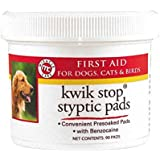 Miracle Care Kwik Stop Styptic Powder, 0.5 Oz