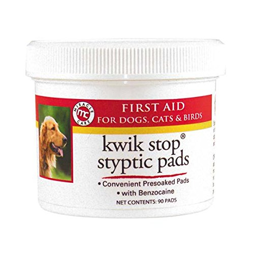 Kwik Stop Styptic Pads 90 Count