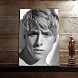 MITCH HEWER - Original Art Print (LARGE A3 - Signed by the Artist) #js001