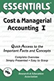 img - for Cost & Managerial Accounting I Essentials (Essentials Study Guides) book / textbook / text book