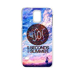 Snap-on Hot Band 5 Seconds Of Summer Cool Luke Hemmings Pictures Design TPU Durable Back Case Phone Shell for Samsung Galaxy S5 Laser case-4