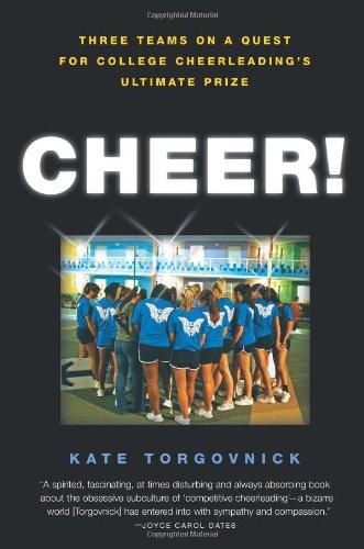 Amazon Cheer Inside The Secret World Of College Cheerleaders