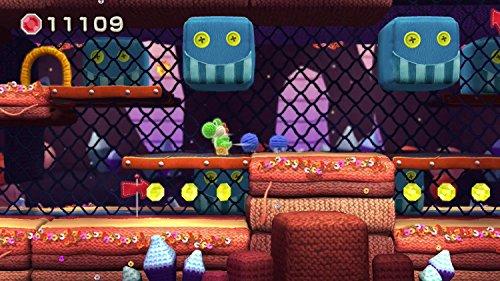 Yoshi Woolly World Bundle Green Yarn Yoshi amiibo - Wii U (Japanese version) by nintendo (Image #10)