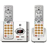 AT&T EL52215 DECT 6.0 Cordless Answering System with Caller ID/Call Waiti...
